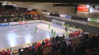 Girls Snow Cup 2016 - Finale 1.FC Köln gegen Borussia Mönchengladbach