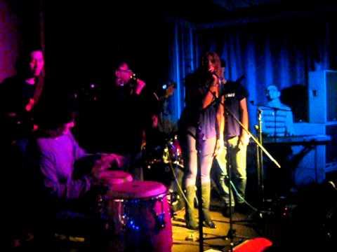 Kyoto Jazz Massive. Jam Session @ Real Jazz Club/Almaty (4 December 2010)