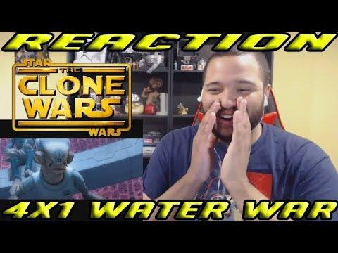 Star wars the clone wars reaction series season 4 episode for H2o season 4 episode 1