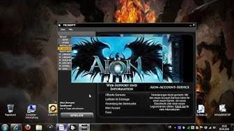 Aion kostenlos spielen auf InfiniteAion (Deutsches Tutorial)
