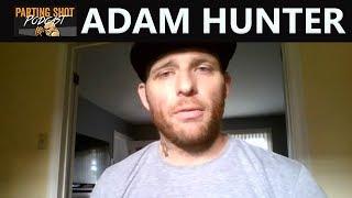 Adam Hunter Talks TKO MMA Title Fight Sept 21, Layoff Due To USADA Suspension & UFC Release