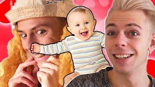 PRØVER AT LAVE EN BABY MED KÆRESTEN