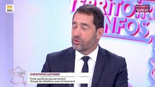 Invité : Christophe castaner - Territoires d'infos (24/10/2017)