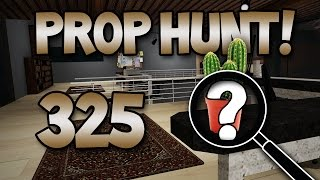 He's Right There! Wait...what?! (prop Hunt! #325)