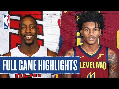 HEAT At CAVALIERS | FULL GAME HIGHLIGHTS | February 24, 2020