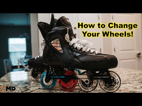 How To Change Roller Hockey Wheels