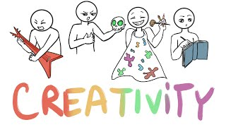 10 Hacks To Being Creative