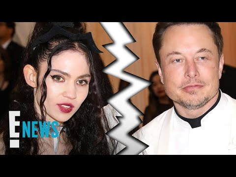 Elon Musk & Grimes Break Up After 3 Years Together   E! News