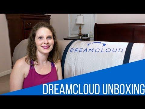 DreamCloud Mattress Review Unboxing