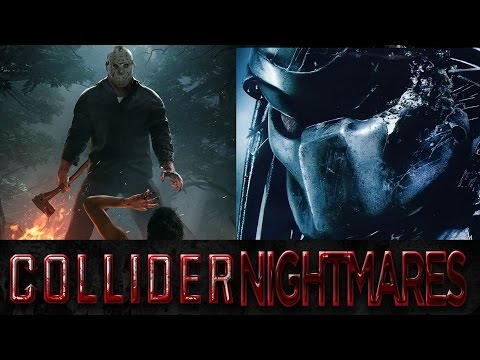 Collider Nightmares - Friday The 13th The Game Footage, Shane Black Talks The Predator
