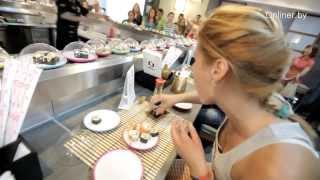В Минске прошел чемпионат по поеданию суши