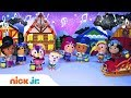 'Snow Much Fun' ❄️ Holiday Music Video w/ PAW Patrol, Blaze, Shimmer & More! | Nick Jr. Holiday Song
