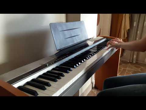 نسيني الدنيا - راغب علامة - ( Ragheb Alama (piano cover