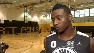 Orr HS Basketball Player Hits Game-Winner Nine Days After Being Shot