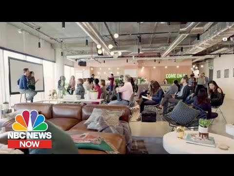 Inside The Strange Details Of WeWork's IPO Filing | NBC News Now