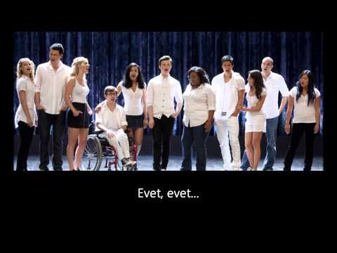 Glee Cast - What if god was one of us?