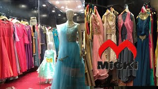 Saytish Party Wear Dresses collections For Girls | #Sowcarpet Shopping Chennai | #Chennaishopping