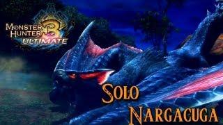 Monster Hunter 3 Ultimate - Nargacuga