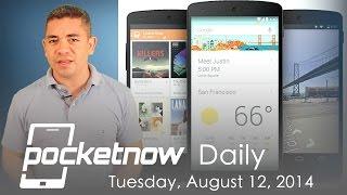 Google Nexus 6 specs, iPad display changes, Samsung cuts & more - Pocketnow Daily