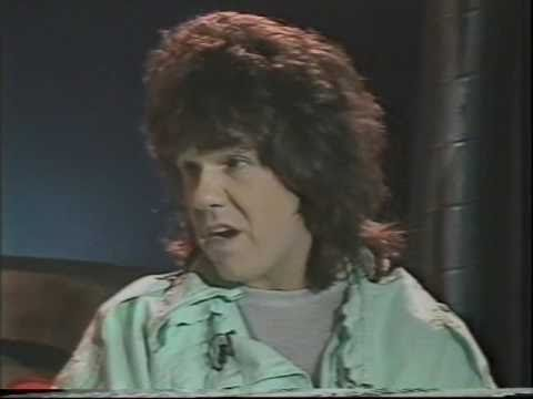 Gary Moore 1986 Interview (38 of 100+ Interview Series)