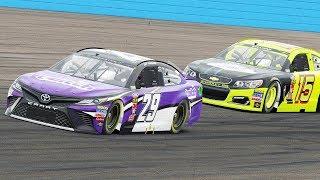 NASCAR iRacing Series at Phoenix 2018