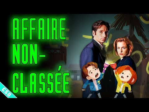 Étranges enfants terriens... / CSO #59 / The X-Files: Earth Children are Weird