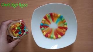 Thí nghiệm vui_ Trò chơi kẹo màu_ science activies