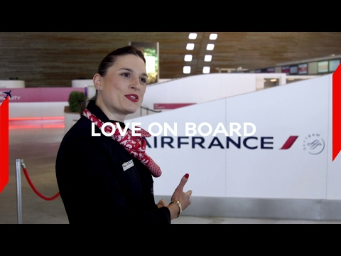 Air France - Love on board