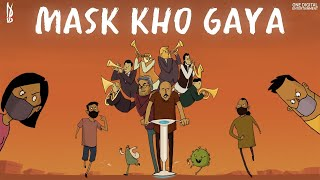 Gambar cover Mask Kho Gaya (Official Video) | Vishal Bhardwaj ft. Vishal Dadlani | Bob & Bobby