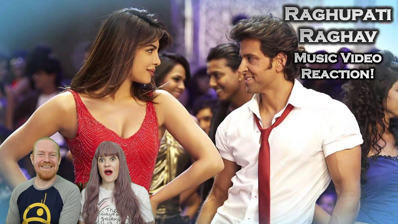 Download Raghupati Raghav (Hrithik Roshan, Priyanka Chopra, Krrish 3, 2013) - British Couple Reacts!