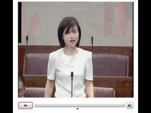 Tin Pei Ling's Parliament Speech