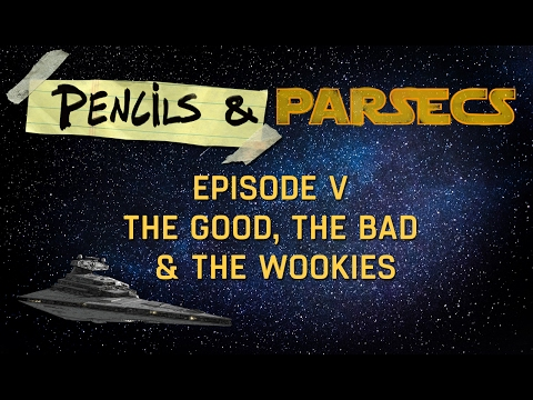 Star Wars RPG | Episode 5 - The Good, The Bad, and the Wookies | Pencils & Parsecs