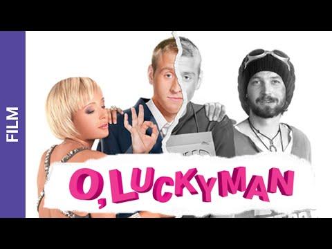 O, Luckyman! Russian Movie. Comedy. English Subtitles. StarMedia
