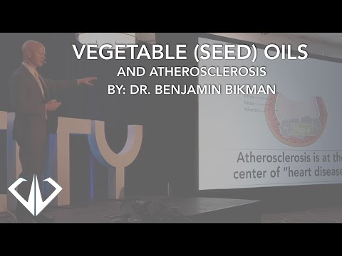 What Do Vegetable Oils Do To Your Body? *Cause of Heart Disease?*   Dr. Benjamin Bikman