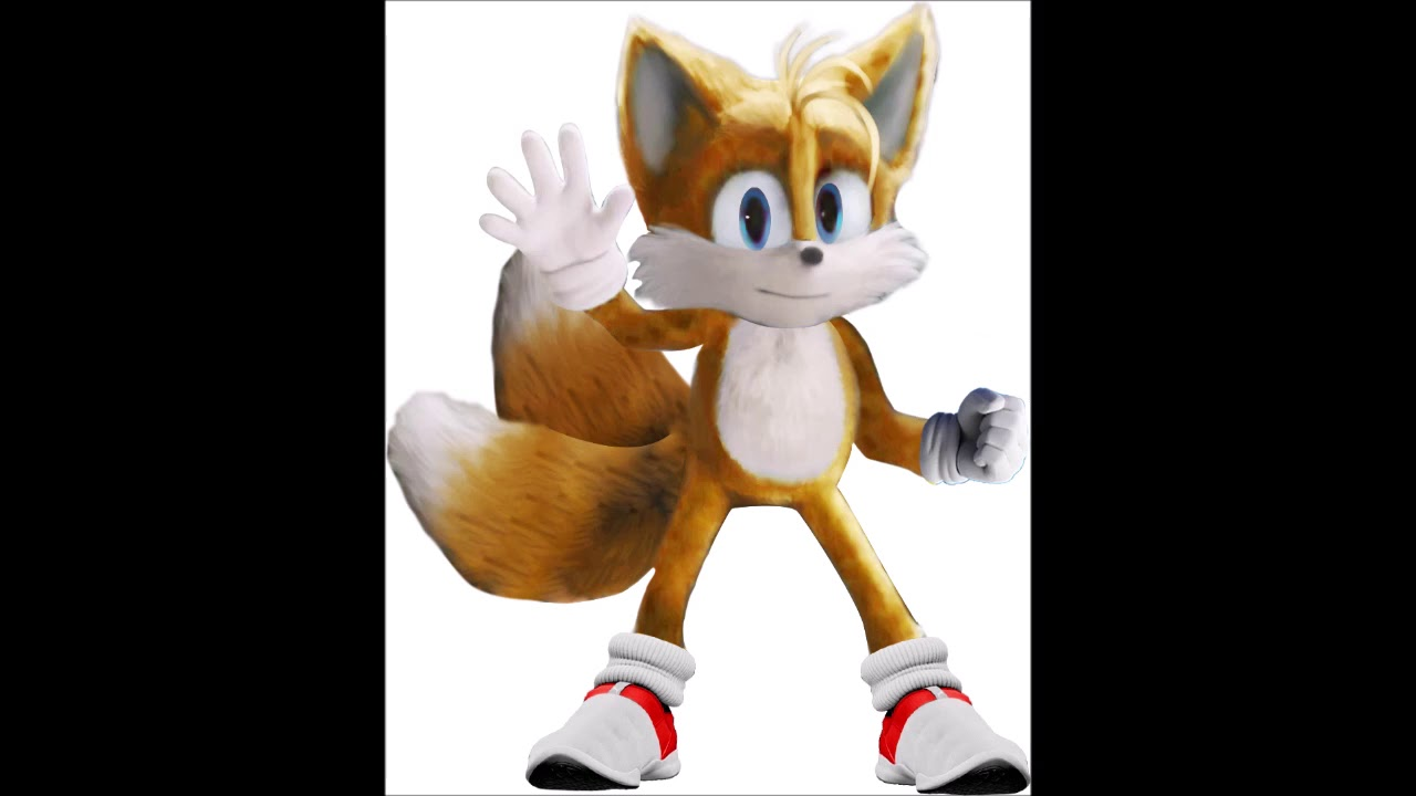Sonic The Hedgehog Movie Miles Tails Prower Voice Clips Youtube
