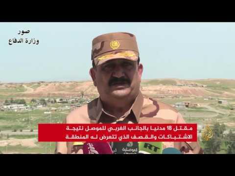 القتل والنزوح أبرز مؤشرات معارك الموصل  - نشر قبل 4 ساعة