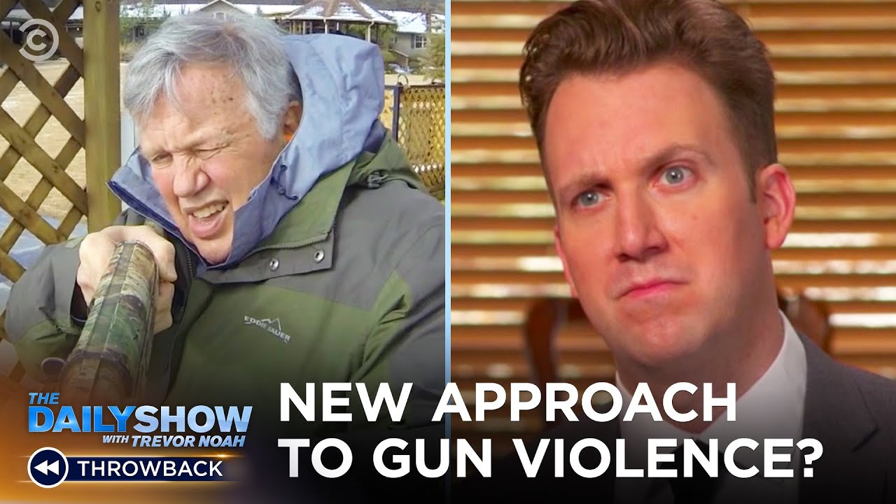 Download Finding Middle Ground Amidst The Gun Violence Debate   The Daily Show