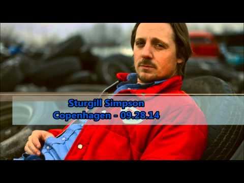 Sturgill Simpson - Copenhagen - 9.24.14