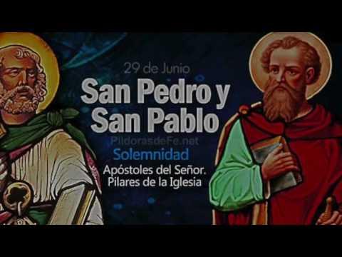 El Porqué De La Fiesta De San Pedro Y San Pablo 29 De