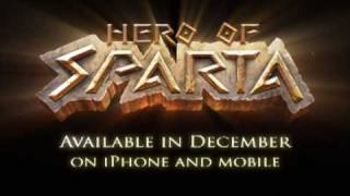 Hero of Sparta - Cinematic trailer by Gameloft