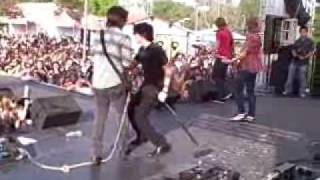 Mitchel Musso On Stage at Wango Tango 2009