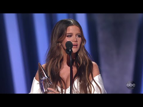 Maren Morris Wins Album of the Year at CMA Awards 2019 - The CMA Awards