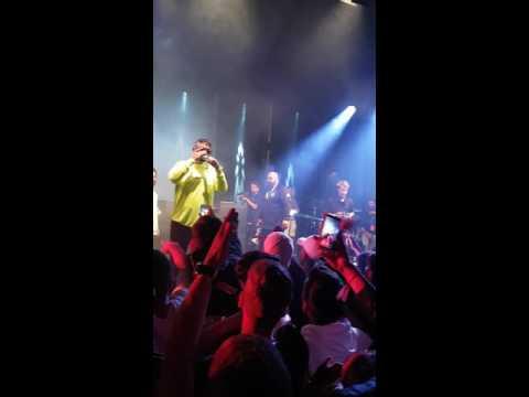 Haftbefehl feat Xatar live