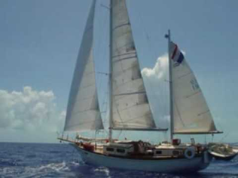 Tropical Delight from Luperon Yacht Sales ~ an Elegant John Alden Yacht