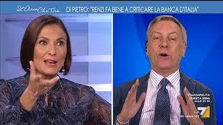 L'Aria Che Tira (La7) 19 Ottobre 2017 - Talk show di approfondimento giornalistico