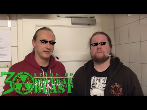 TANKARD - 'ONE FOOT IN THE GRAVE' - Listening Session (OFFICIAL TRAILER #1)