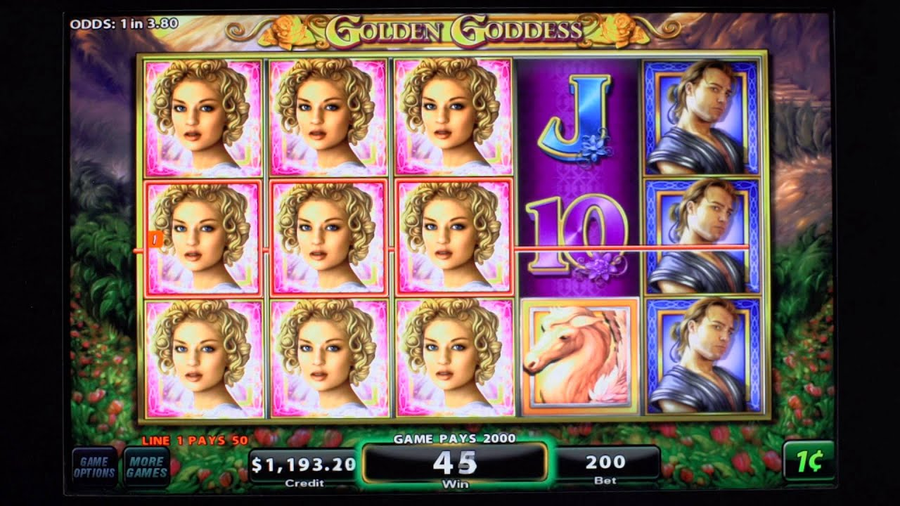 Golden Goddess® Video Slots by IGT With Fever Games Bonus ...