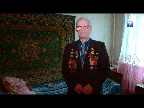 Ветеран ВОВ вынужден жить с крысами