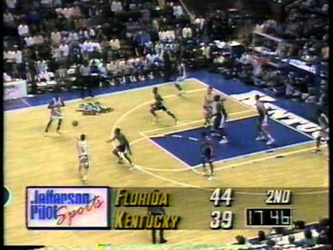 03/02/1994:  #19 Florida Gators at #7 Kentucky Wildcats