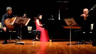 Adios Nonino (Astor Piazzolla) 経麻朗(guitar) 石井朋子(piano)...